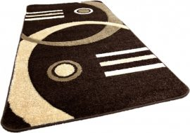Design 87 brown (barna) szőnyeg 80x250cm