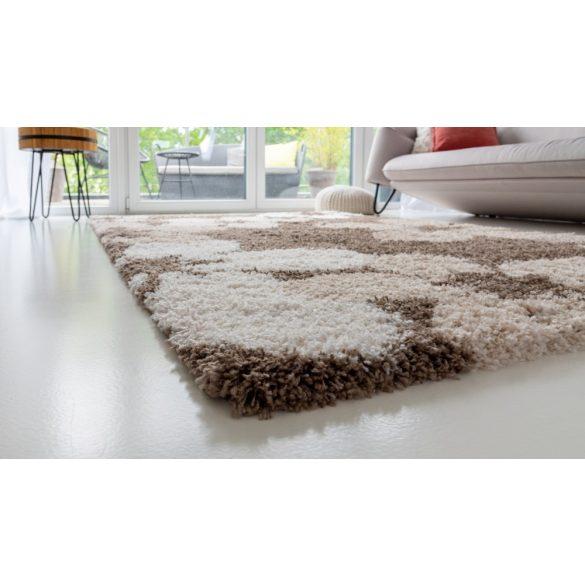 Design Shaggy 73 brown (barna) szőnyeg 60x220cm