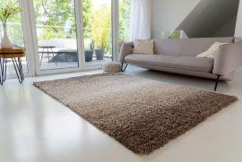 Design Shaggy 80 brown (barna) szőnyeg 200x290cm