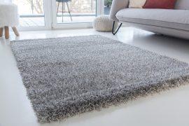 Kairó shaggy szőnyeg gray (szürke)  3db-os 60x sett