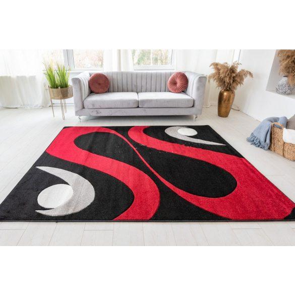 London Breath (black) szőnyeg 120x170cm Fekete