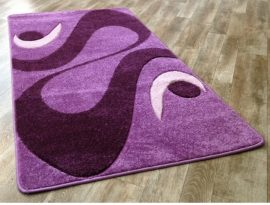 London 31 purple (lila) szőnyeg 60x220cm