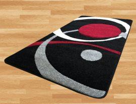 London 38 black (fekete) szőnyeg 60x110cm