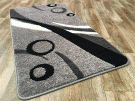 London Emily (gray) szőnyeg 60x110cm Szürke