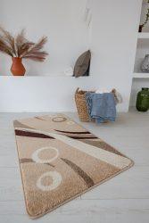 London kis karikás beige (bézs) szőnyeg 60x110cm