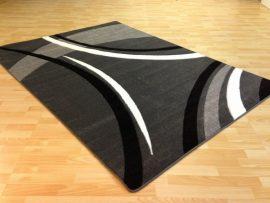London Charles (gray) szőnyeg 60x110cm Szürke