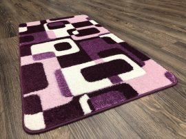 London 96 purple (lila) szőnyeg 60x220cm