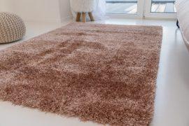 Luxury Shaggy camel 60x110cm szőnyeg
