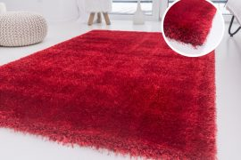 Luxury Shaggy red (piros) 120x170cm szőnyeg
