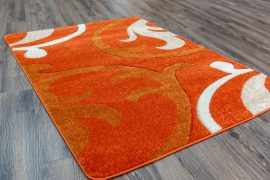 Design Amazon orange (narancs) szőnyeg 120x170cm