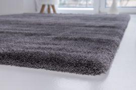 Powder Shaggy dark gray (sötétszürke) szőnyeg 80x250cm