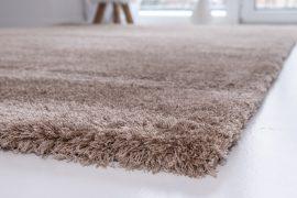 Powder Shaggy (light beige) szőnyeg 60x110 cm Világos bézs