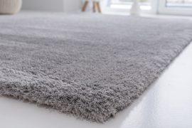Powder Shaggy light gray (világosszürke) szőnyeg 60x110cm