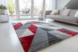 Elegance Super Soft 0222 red (piros) szőnyeg 240x330cm