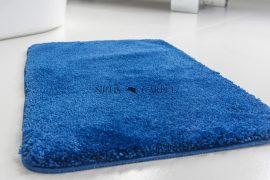 Shaggy királykék Vajpuha 67x110cm szőnyeg