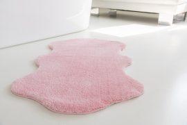 Shaggy puder pink vajpuha poszt 67x110cm