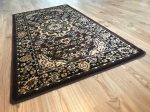 Inda perzsa barna szőnyeg 80x150cm