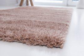 Elephant Luxus Shaggy beige (bézs) szőnyeg 60x110cm