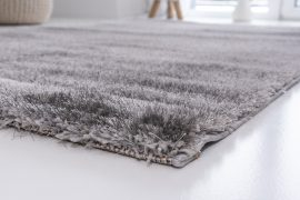 Elephant Luxus Shaggy gray (szürke) szőnyeg 80x250cm