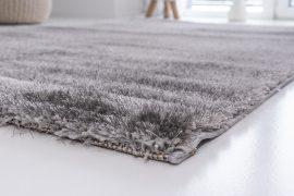 Elephant Luxus Shaggy gray (szürke) szőnyeg 200x290cm