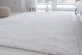 Elephant Luxus Shaggy white (fehér) szőnyeg 200x290cm