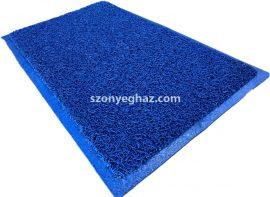Szenyfogó kék gumis lábtörlő 50x80cm