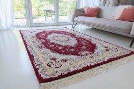 Million 5645 red (bordó) perzsa szőnyeg 150x230cm