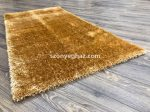 New York shaggy gold (aranybarna) 60x220cm
