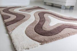 Puder Art 437 white (fehér) szőnyeg 60x200cm