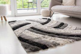 Puder Art 8380 gray (szürke) szőnyeg 120x170cm