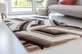 Puder Art 8837 beige (bézs) szőnyeg 60x110cm