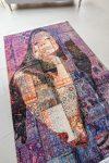 Exkluzív Colaris Portre Multicolour szőnyeg 150x225cm