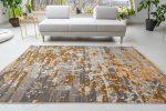 Exkluzív Colaris Mustar-Gray (Mustár szürke) szőnyeg 150x225cm