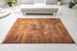 Exkluzív Colaris Corten Terra (Rozsdabarna) szőnyeg 100x200cm