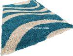 Shaggy 5cm 0014 türkízkék szőnyeg 150x230cm