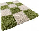 Shaggy 5cm 0052 green (zöld) szőnyeg 200x290cm
