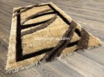 Shaggy selyem 0723 beige (bézs) 80x150cm
