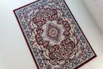 Super sultan 6865 red (bordó) szőnyeg 80x250cm