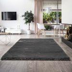 Soft Touch antrachite (antracitszürke) szőnyeg 120x170cm