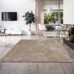 Soft Touch beige (bézs) szőnyeg 80x150cm