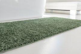 Shaggy soft green (zöld) szőnyeg 80x150cm