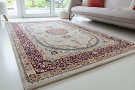 Super sultan 3028 cream beige (krém-bézs) szőnyeg 80x150cm