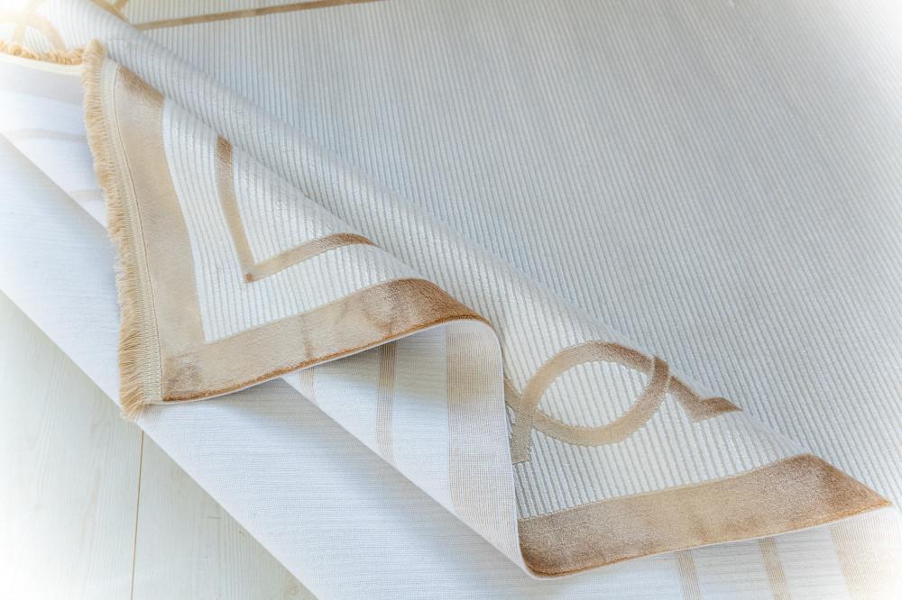 Mabel Art beige modern szőnyeg 125x200cm