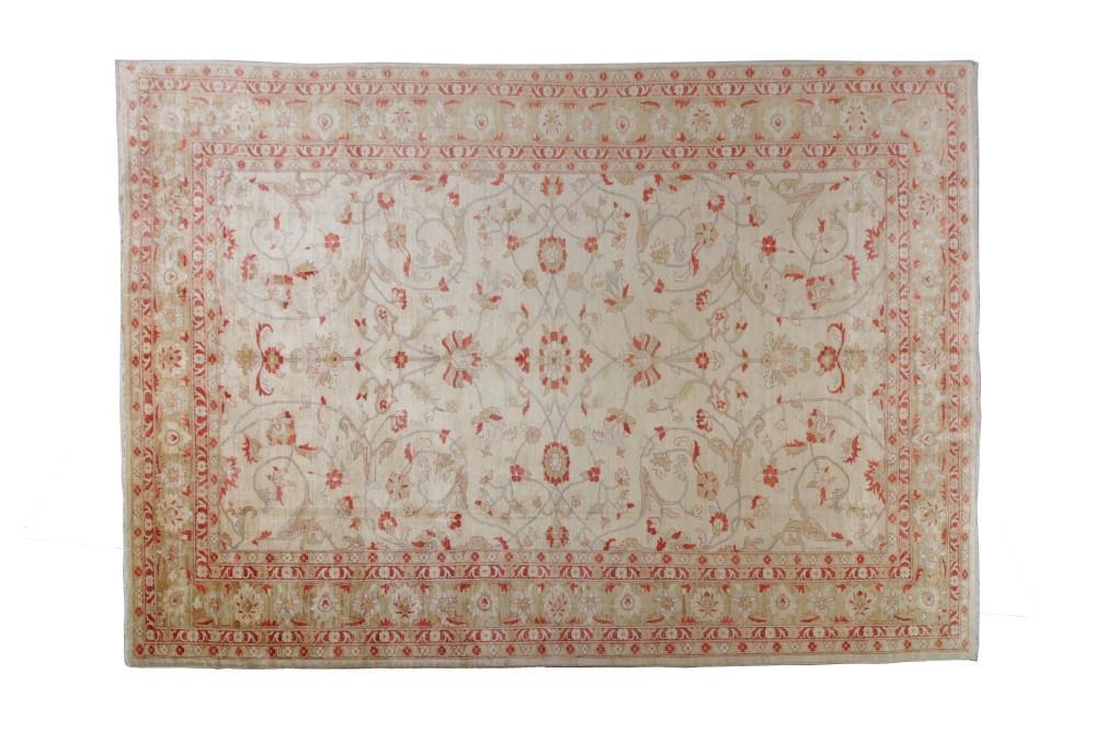 Ziegler Chobi kézi csomózású nagyméretű perzsa szőnyeg 532x386 cm