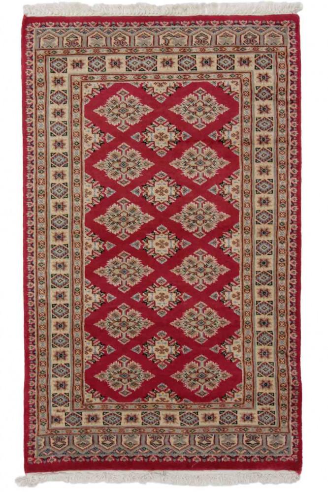 Jaldar kézi csomózású gyapjú perzsa szőnyeg 76X125cm