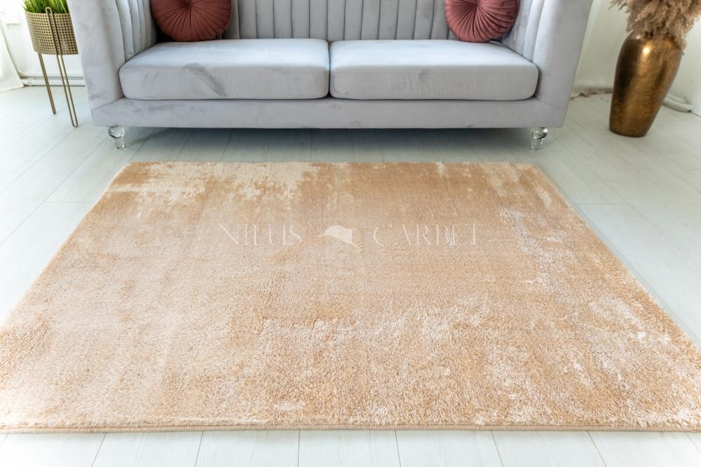 Damaskus plüss shaggy beige 60x110cm
