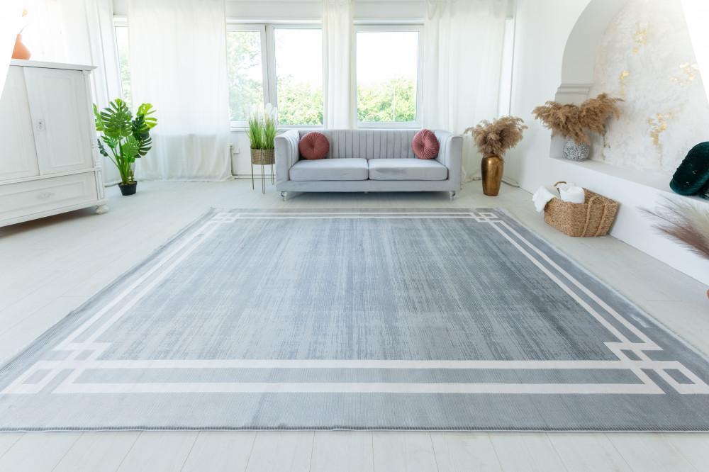 Intesa Art Gray modern szőnyeg 200x290cm