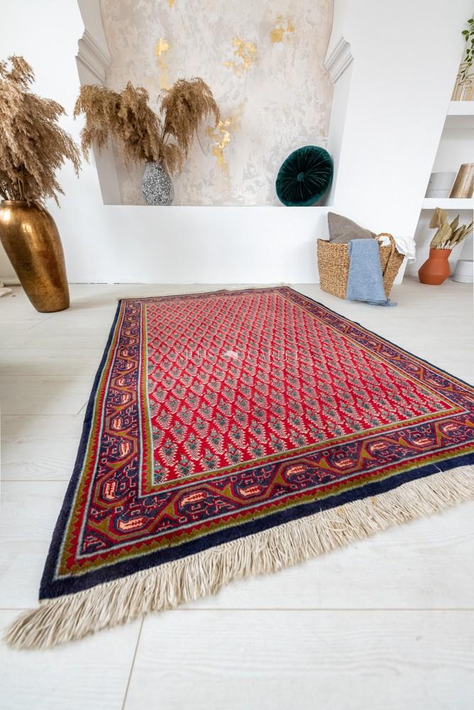 Kézi csomózású perzsa szőnyeg 100x150cm