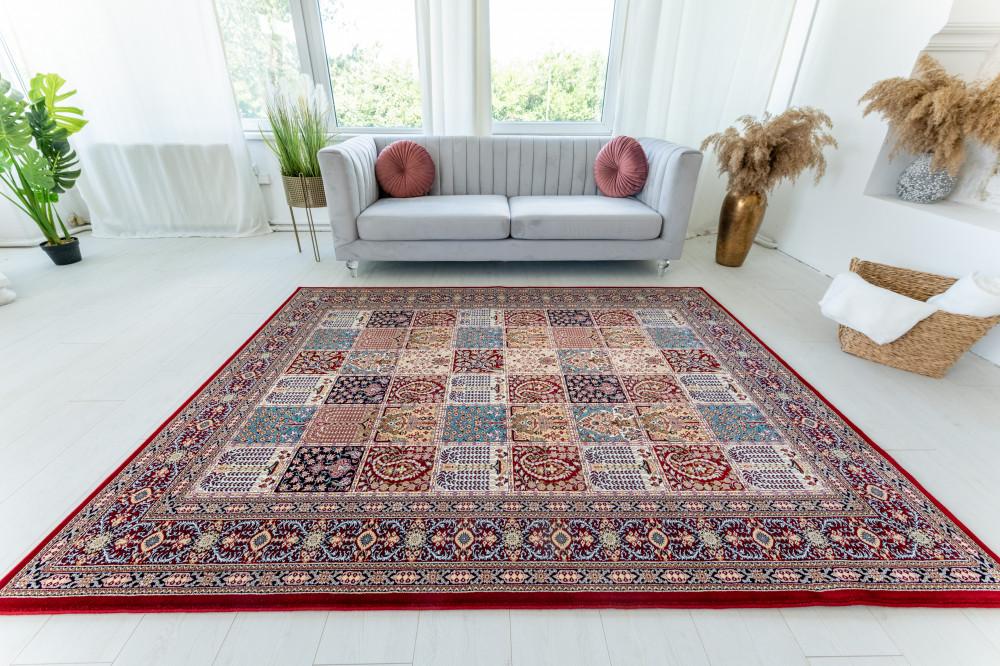 Mashedi Luxury Red  (színes) Klasszikus szőnyeg 160x230cm