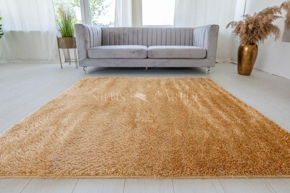 Natty Shaggy Beige Carpet (bézs) szőnyeg 120x170cm